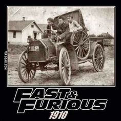 Fast&Furious 1910