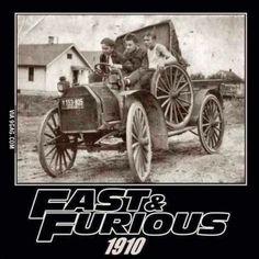 Fast&Furious 1910