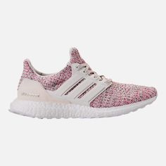 the latest b44dc 416b6 Right view of Women s adidas UltraBOOST 4.0 Running Shoes in Chalk  Pearl Cloud White