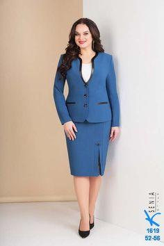 c27560a6410 Коллекция женской одежды больших размеров белорусского бренда Ksenia Style  весна-лето 2019