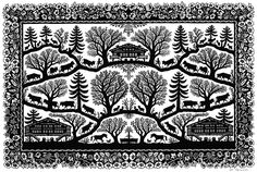 Eine Auswahl der Scherenschnitte von Ueli Hauswirth Paper Cutting, German Folk, Artist Bio, Embroidery Scissors, Fiber Art, Framed Artwork, Folk Art, Polka Dots, Quilts