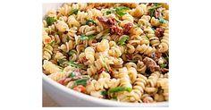 Mediteraner Nudelsalat, ein Rezept der Kategorie Vorspeisen/Salate. Mehr Thermomix ® Rezepte auf www.rezeptwelt.de