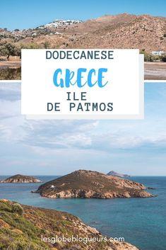 Découvrir autrement la Grèce sur l'île de Patmos. Un voyage entre nature et culture.   #grèce #grece #ile #patmos #dodecanese Destinations D'europe, Voyage Europe, Blog Voyage, Greece, Culture, Mountains, Travel, Outdoor, Photos