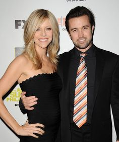 Rob Mcelhenney Kaitlin Olson Wedding Celeb Wedding Inspirat...