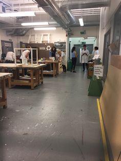 Building taking place in the workshop London University, Workshop, Museum, 3d, Building, Places, Atelier, Buildings, Construction