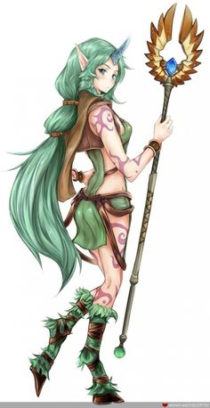 Soraka League of Legends LoL  gathered by http://how2win.pl
