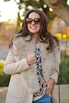 How to wear a camel coat on your stunning winter outfit : MartaBarcelonaStyle's Blog