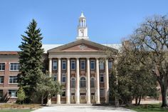 ft collins co | Fort Collins, CO : Old Fort Collins High School