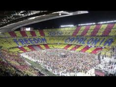 90.000 voices for independence at Barcelona's Camp Nou concert - #Catalonia #Independence #Referendum #Concert #Freedom