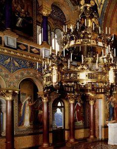 Neuschwanstein Castle Interior   Neuschwanstein Castle