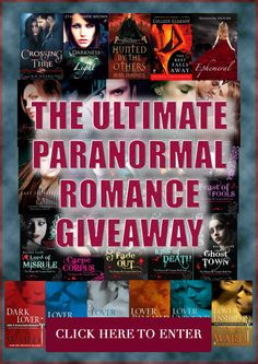 The Ultimate Paranormal Romance Giveaway