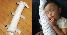 100均の材料で手軽に作れちゃう『シートベルト枕』が家族のお出かけにピッタリ♪|@Heaaart – アットハート