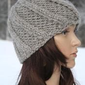 Storm Hat - via @Craftsy