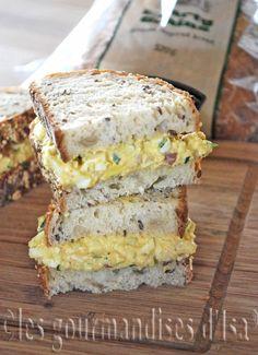 les meilleurs sandwichs aux oeufs