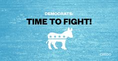 Urge Democratic leaders to stand up and fight to stop Donald Trump's hateful agenda from day one.