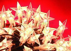 Kit des étoiles de silicone http://www.rotopino.fr/kit-des-etoiles-de-silicone-100-10-m-blanc-bulinex,44408 #lumieresdenoel #noel #decoration #rotopino