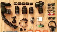 How to start Vlogging? Latest Camera, Best Vlogging Camera, Casey Neistat, Camera Equipment, Travel Vlog, Travel Workout, Wide Angle Lens, Powershot