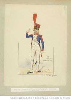 French; 29th Line Infantry, Grenadier 1809 by E.Fort