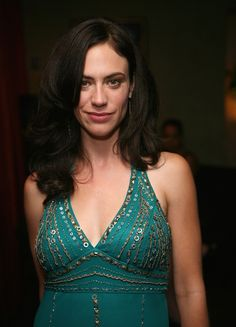 """Maggie Siff (aka <a href=""""http://www.buzzfeed.com/erinlarosa/don-drapers-women-in-mad-men-ranked-from-worst-to-best?sub=3149622_2749625"""">Rachel Menken</a>, one of Don Draper's women) looked stunning."""
