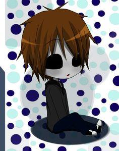 Chibi eyeless jack :3