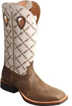 on sale 5fe51 779bf MRS0056 Ruff Stock Cowboy Boot. Shoes.com