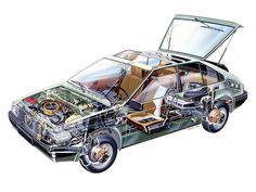 1983-87 Alfa Romeo Arna SL (920) - Illustrated by SIDOTEC - Sitta
