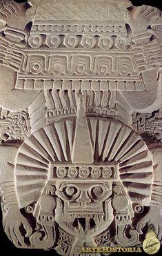 Dios descendente. Cultura Huasteca (México) Autor: Fecha: 900-1521