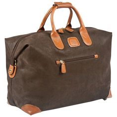 Buy Bric's Life Clipper Holdall, Olive, Small online at JohnLewis.com - John Lewis
