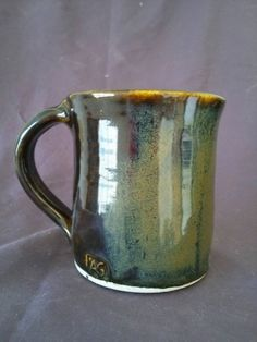 Check out this item in my Etsy shop https://www.etsy.com/listing/230633772/ironstone-mug-by-angela-graham