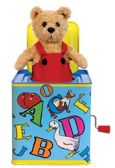 ABC Jack in the Box Toy
