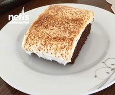 Tiramisu Tadında Nescafeli Kek
