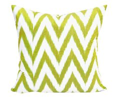 Kussenhoes Chevron, 50x50 cm | Westwing Home & Living