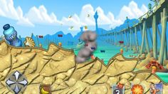 Worms 3 Arriving On iOS Q3 2013