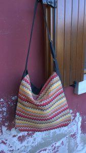 WP_20151021_15_56_43_Pro Crochet Top, Crafts, Bags, Women, Fashion, Handbags, Moda, Manualidades, Fashion Styles