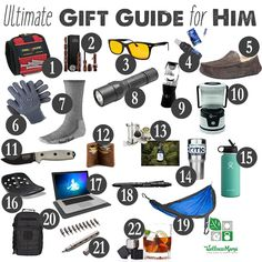 2017 Ultimate Holiday Gift Giving Guide For Everyone On Your List