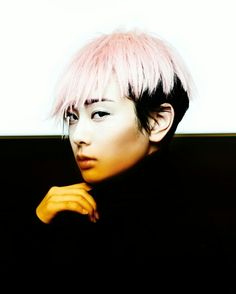 Hair:高橋正樹(PHASE) Make:岡崎翔 Photo:松山優介(CHIYODA Studio)