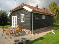 Knus vakantiehuis op het Hollandse platteland met een Frans tintje. Terwold, Gelderland