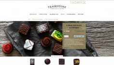 Handcrafted chocolates and gourmet confections delivered to your door - Tradestone Confections http://tradestoneconfections.com/