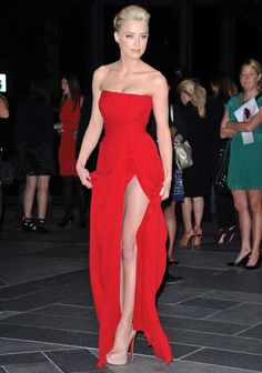 Amber Heard need this outfit! All of it