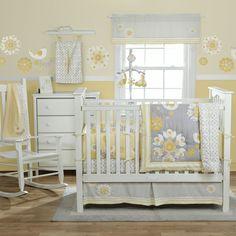 MiGi Sweet Sunshine 3-Piece Crib Bedding Set