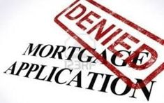 Was Your Mortgage Denied? | Lead Generation