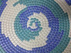 Caracol #mosaics #paraguay