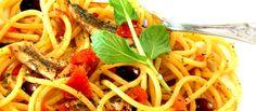 Spaghetti alle alici fresche: la semplicità da grandi soddisfazioni