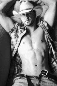 Jason Aldean - he's more than half shirtless and that counts!!!!!