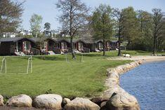 Hytter Cabins, Golf Courses, Sidewalk, Beach, The Beach, Cabin, Side Walkway, Sidewalks, Beaches