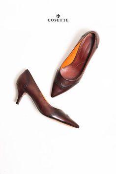 #shoes #shoesmaker #fashion #cosette #giay Giày 2015-02 màu bulgaro – Nhãn hiệu thời trang Cosette