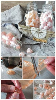 Making your own travel sweets is remarkably easy once you get the hang of it. Colour and flavour these treats with your favourite flavourings, or just leave them plain for that much needed sugar fuel while travelling. Check out the 'Food Bloggers for Volkswagen' board for more creative travel themed recipe ideas.