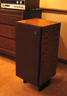 JBL L26 speakers