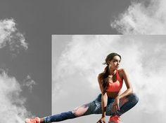 adidas - on Behance Yoga Fashion, Sport Fashion, Fitness Fashion, Outdoor Workouts, Fun Workouts, Fitness En Plein Air, Photos Fitness, Outdoor Training, Love Handle Workout