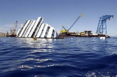Costa Concordia Captain Sues Cruise Line For Wrongful Termination.